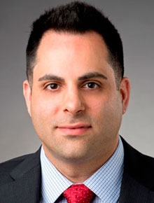 Charles Lammam Director Fiscal studies - Fraser Institute Photo Courtesy: Fraser Institute