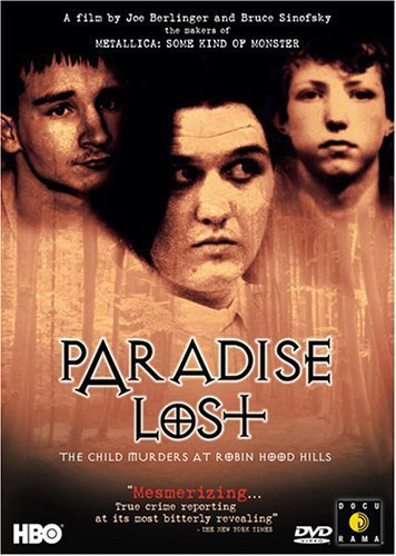 "Poster for ""Paradise Lost"" via HBO"